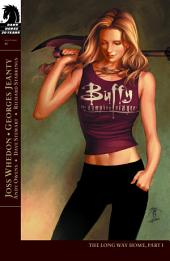 Buffy the Vampire Slayer Season 8 #1