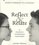 Student Workbook For Reflect And Relate Book PDF