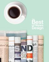 The Best of News Design 34th Edition PDF