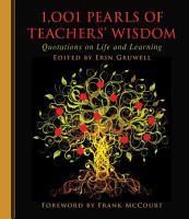 1 001 Pearls of Teachers  Wisdom PDF
