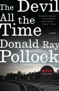 The Devil All the Time Book