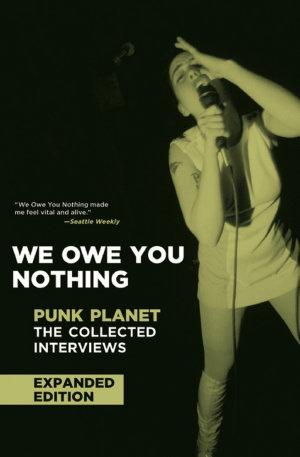 We Owe You Nothing
