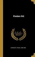 Pindars Stil PDF
