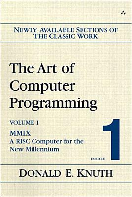 The Art of Computer Programming  Volume 1  Fascicle 1 PDF