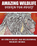 Amazing Wildlife Design for Adult