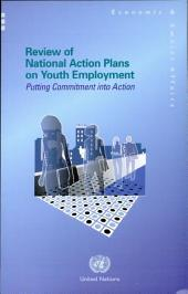 Review of National Action Plans on Youth Employment: Putting Commitment Into Action