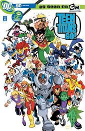 Teen Titans Go! (2003-) #50