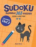 Sudoku Samurai 365 Puzzles