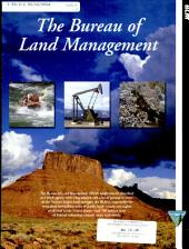The Bureau of Land Management