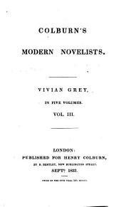 Vivian Grey: Volume 3