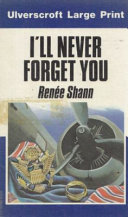 I ll Never Forget You