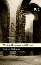 Medieval Literature and Culture PDF