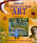 Usborne The Children s Book of Art