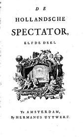 De Hollandsche spectator: Volumes 11-12