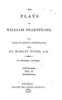 The Plays of William Shakespeare  Much ado about nothing  As you like it  All s well that ends well PDF