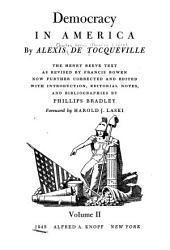 Democracy in America: Volume 2