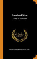Bread and Wine Book