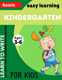 Learn to Write Letters and Numbers Workbook PDF
