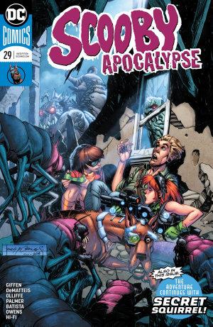 Scooby Apocalypse  2016 2019   29