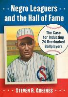 Negro Leaguers and the Hall of Fame PDF