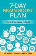 7 Day Brain Boost Plan PDF