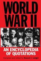 World War II PDF