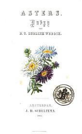 Asters: poëzij, Volume 1