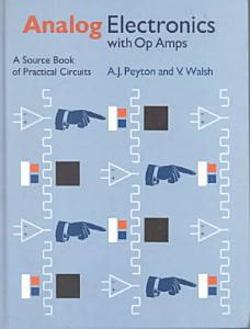 Analog Electronics with Op amps PDF