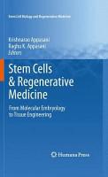 Stem Cells   Regenerative Medicine PDF