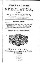 Hollandsche spectator: Volumes 2-3