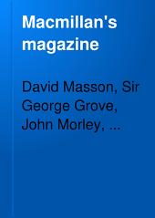 Macmillan's Magazine: Volume 78