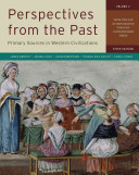 Perspectives from the Past  From the age of exploration through contemporary times