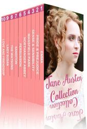 Jane Austen Collection: Pride and Prejudice, Sense and Sensibility, Emma, Persuasion and More