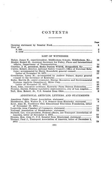 Daylight Saving Time Act Of 1975