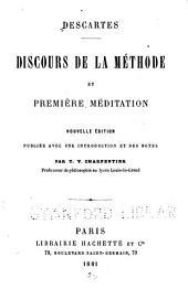 Discours de la méthode: et, Première meditation