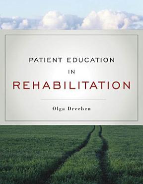 Patient Education in Rehabilitation PDF