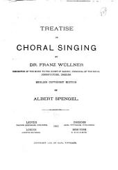 Treatise on Choral Singing