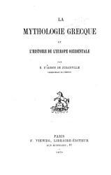 La mythologie grecque et l histoire de l Europe occidentale PDF