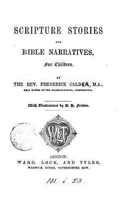 Scripture stories and Bible narratives PDF