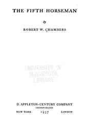 The Fifth Horseman Book PDF