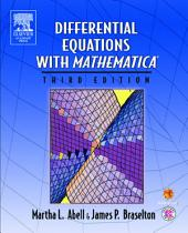 Differential Equations with Mathematica: Edition 3