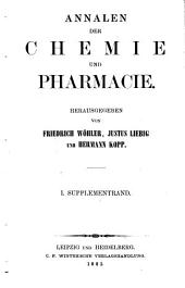 Annalen der Chemie und Pharmacie: Supplementband, Bände 1-2