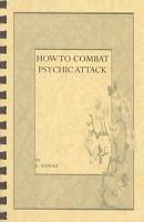 How to Combat Psychic Attack PDF