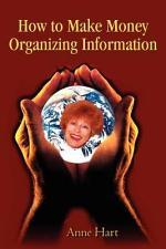How to Make Money Organizing Information