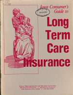 Iowa Consumer s Guide to Long Term Care Insurance PDF