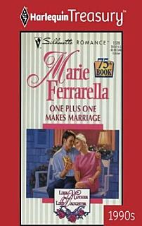 One Plus One Makes Marriage Book