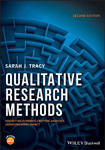 Qualitative Research Methods Book