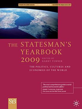 The Statesman s Yearbook 2009 PDF