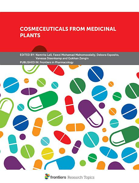 Cosmeceuticals from Medicinal Plants PDF