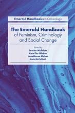 The Emerald Handbook of Feminism  Criminology and Social Change PDF